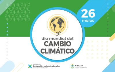 DIA MUNDIAL DEL CAMBIO CLIMATICO